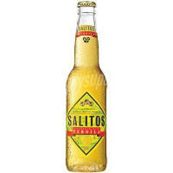 SALITOS Cerveza con tequila Botellín 33 cl