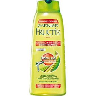 Fructis Garnier Champú fortificante Hidra-Liso frasco 750 ml Frasco 750 ml