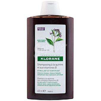 Klorane Champú de quinina+vitamina B Bote 400 ml