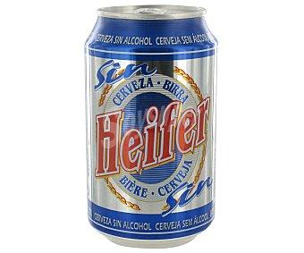 Heifer Cerveza Sin Alcohol Lata de 33 cl