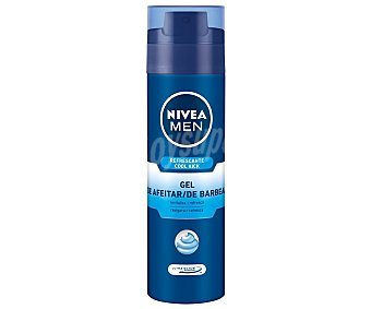 Nivea For Men Gel de afeitar refrescante Spray 200 ml
