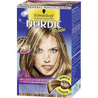 Schwarzkopf Tinte Nordic Colors mechas ultra Caja 1 unidad