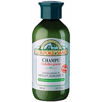 Corpore sano Champú cabellos grasos ortiga hamamelis Envase 300 ml