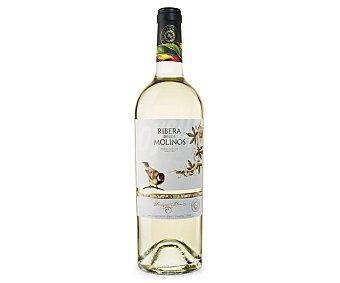 Los Molinos Vino blanco con denominación de origen La Mancha Botella de 75 cl