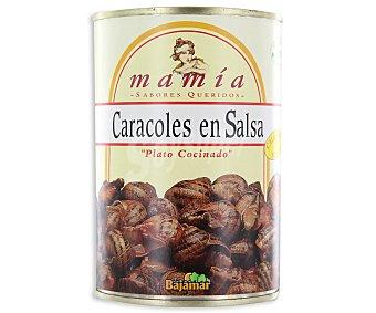Mamía Caracoles en salsa Lata 400 g