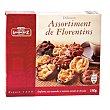 Surtido de florentis nueces y almendras con chocolate Caja 150 g Lambertz