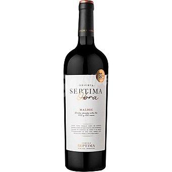 Septima Vino tinto malbec Mendoza Argentina obra Botella 75 cl