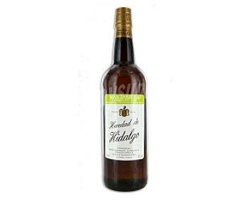 HIDALGO Manzanilla Botella de 75 Centilitros