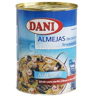 Dani Almejas concha 310 g