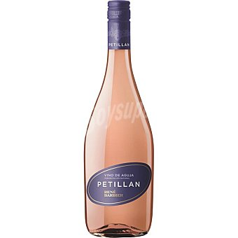 René Barbier Petillan vino rosado de aguja fermentación natural Cataluña Botella 75 cl
