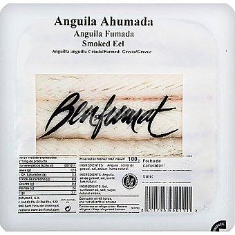 Benfumat Anguila ahumada estuche 100 G Estuche 100 g