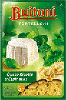 Buitoni PASTA FRESC TORTELLONI RIC 250 GRS