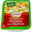 Ensalada de patatas con huevo Envase 200 g Popp