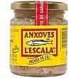 Anchoa en salmuera Tarro 350 g (165 g neto escurrido) L'Escala