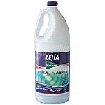 El Corte Inglés Lejía lavadora Botella 2 l