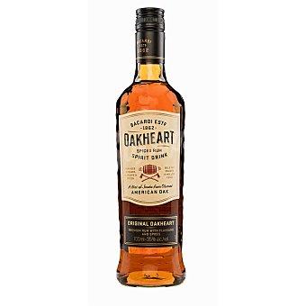 Bacardi Oakheart Ron especiado Botella 70 cl