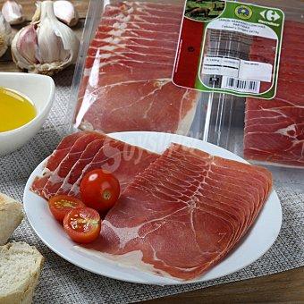 Carrefour Calidad y Origen Jamón serrano loncheado Pack de 2x100 g