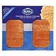 Solomillos de salmón ahumado Pack 2 envases x 50 g Royal