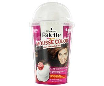 Palette Schwarzkopf Tinte Castaño Chocolate Nº4.65 Mousse Color 1 Unidad