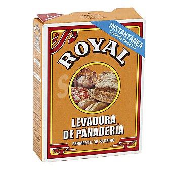 Royal Levadura de panadería en sobres Paquete de 5 ud - 27,5 g