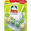 Colgador Active Clean lima Pack 1 unid Pato