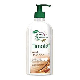 Timotei Champú y acondicionador 2 en 1 delicado para cabello normal 750 ml