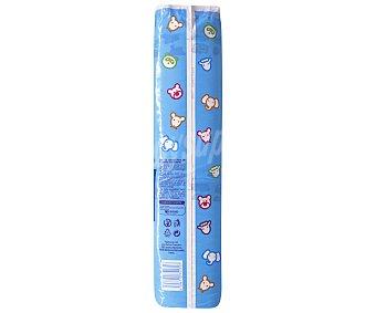 Productos Económicos Alcampo Pañales de la talla 6, para niños de 12 a 25 kilos 52 uds