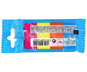 Auchan Lote de 4 tacos de marca páginas de 4 colores y con medidas de 20x50 milímetros auchan 40u