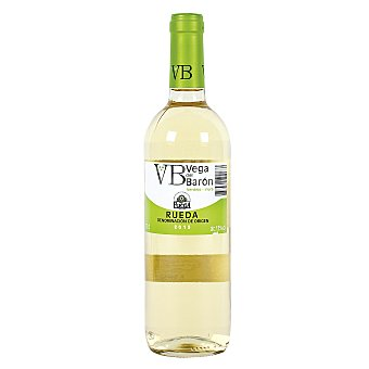 VEGA DEL BARON Vino blanco DO Rueda Botella 75 cl