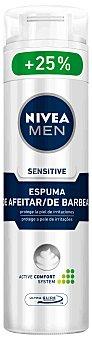 Nivea For Men Espuma de Afeitar Sensitive para hombre 250ml