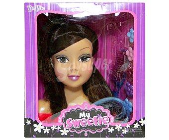 Deluxe Busto de Belleza de 20 Centímetros My Sweetie 1 Unidad