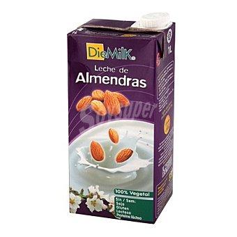 Diemilk Bebida almendras - Sin Gluten 1 l