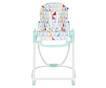 Badabulle Trona para bebé, compacta, multiposición, ultraplegable, badabulle