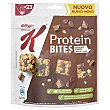 Cereales snacks con pasas y chocolate con proteínas Paquete 120 g Special K Kellogg's