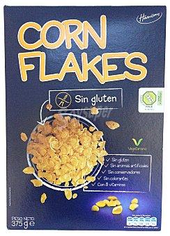 Harrisons Cereal corn flakes sin gluten Caja 375 g