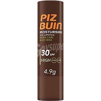 Piz buin Moisturising protector labial con aloe vera SPF-30 Blister 1 unidad