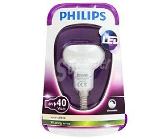 Philips Led reflectora R50 4W (equivalencia 40W) E14 36D Regulable 1 Unidad