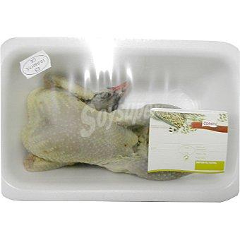 Coren Perdiz de campo pelada bandeja 1 kg peso aproximado 1 unidad