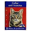 Collar gato insecticida 1 unidad Vifos