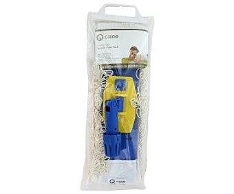Cisne Mopa abrillantadora de algodón con bastidor plegable plástico 1 Unidad
