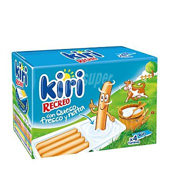 Kiri Tarrinas de queso 4 ud