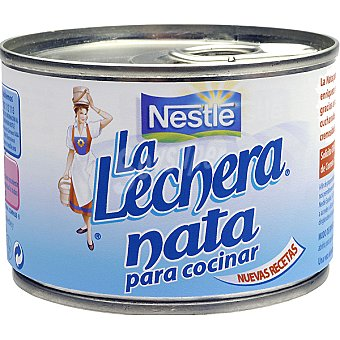 La lechera nestl nata l quida para cocinar 170 g for Cocinar en 5 min