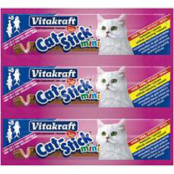 Vitakraft Cat stick de bacalao-atún Pack 1 unid