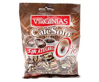 Virginias Caramelos de café solo sin azúcares 70 gr