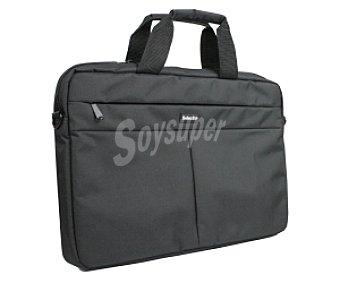 """Selecline Maletín (producto económico alcampo), compatible con ordenadores portátiles de hasta 18"""""""