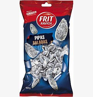 Frit Ravich Pipas tostadas y sal 150 G