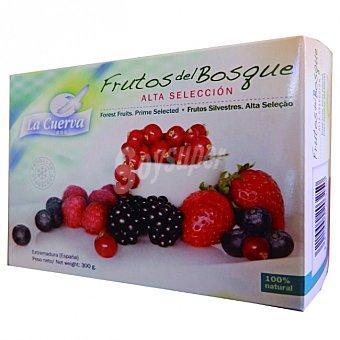 La Cuerva Frutos del bosque congelados Estuche 300 g