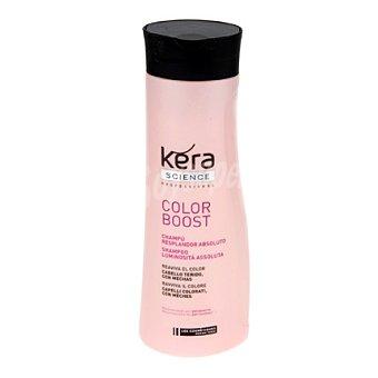 Les Cosmétiques Champú cabello teñido o con mechas Kera Science 400 ml