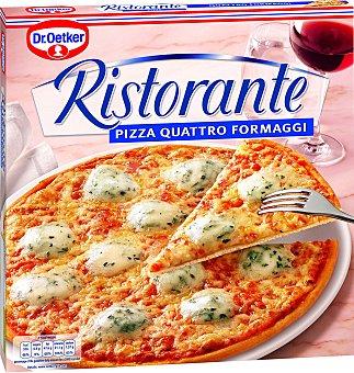 Pizza ristorante quattro formatgi 340 g