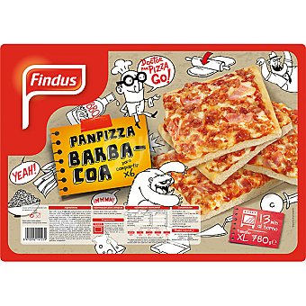 Findus Pizza barbacoa Estuche 780 g